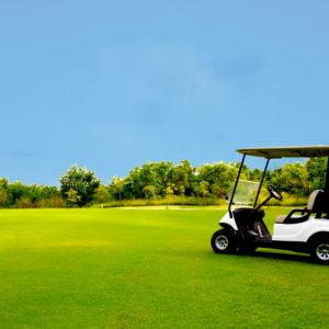 Golfbílar og kerrur